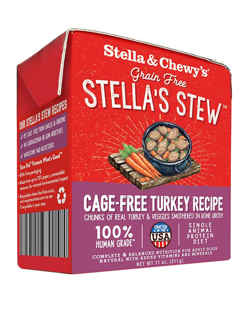 STELLA & CHEWY'S STEW TURKEY 11OZ