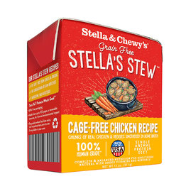 STELLA & CHEWY'S STEW CHICKEN 11OZ