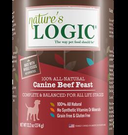 NATURE'S LOGIC BEEF 13.2OZ