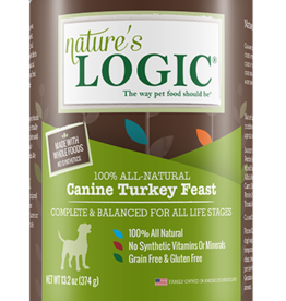 NATURE'S LOGIC NATURE LOGIC TURKEY 13.2OZ