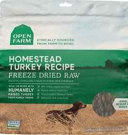 OPEN FARM FREEZE-DRIED TURKEY 13.5OZ