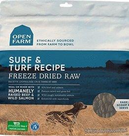 OPEN FARM FREEZE-DRIED SURF & TURF 13.5OZ