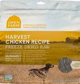 OPEN FARM FREEZE-DRIED CHICKEN 13.5OZ
