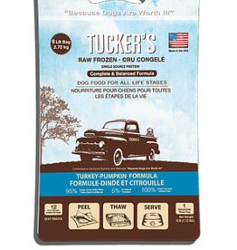 TUCKERS TURKEY & PUMPKIN 6#