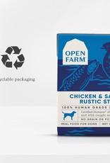 OPEN FARM STEW CHICKEN & SALMON 12.5OZ