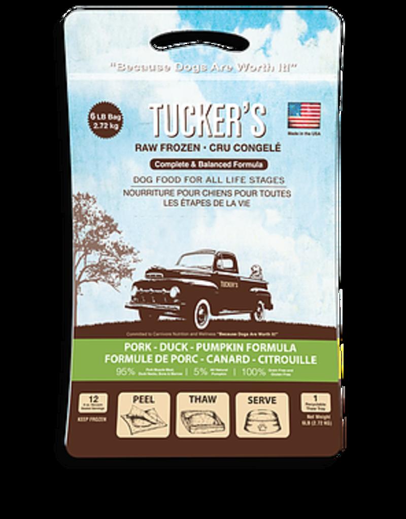 TUCKERS PORK/DUCK/PUMPKIN 6#