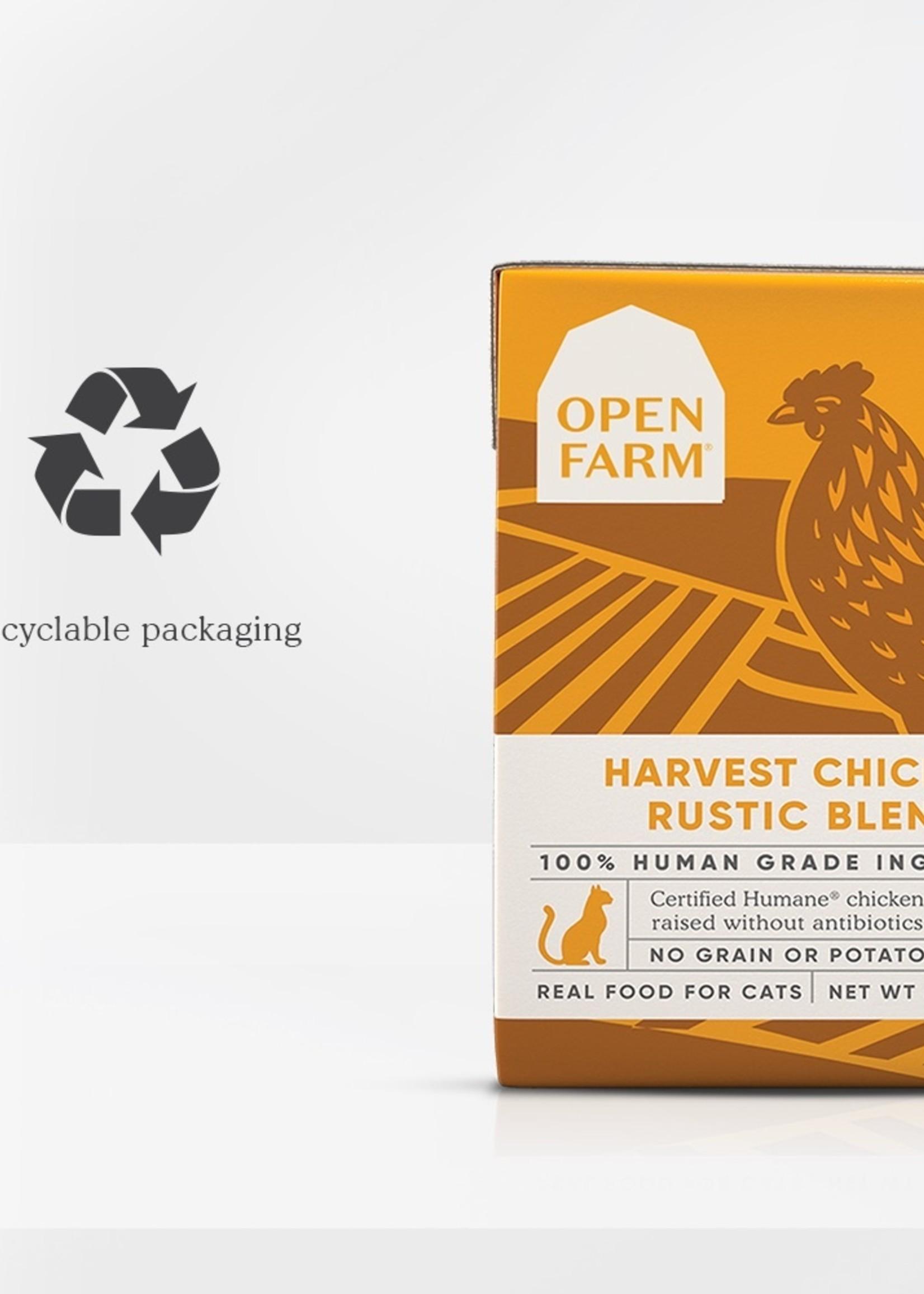 OPEN FARM STEW CHICKEN FOR CAT
