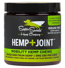 DIGGIN YOUR DOG HEMP JOINT CHEW 30 CT