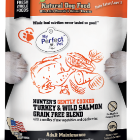 MY PERFECT PET TURKEY & SALMON 3.5 LB