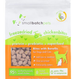 SMALL BATCH FREEZE-DRIED BITES CHICKEN 7 OZ