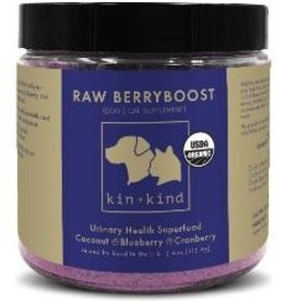 KIN + KIND BERRYBOOSTER 8OZ