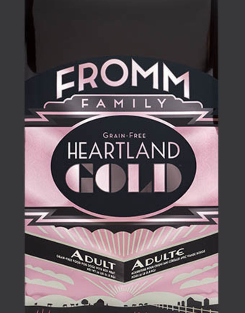 FROMM Heartland Grain Free Adult