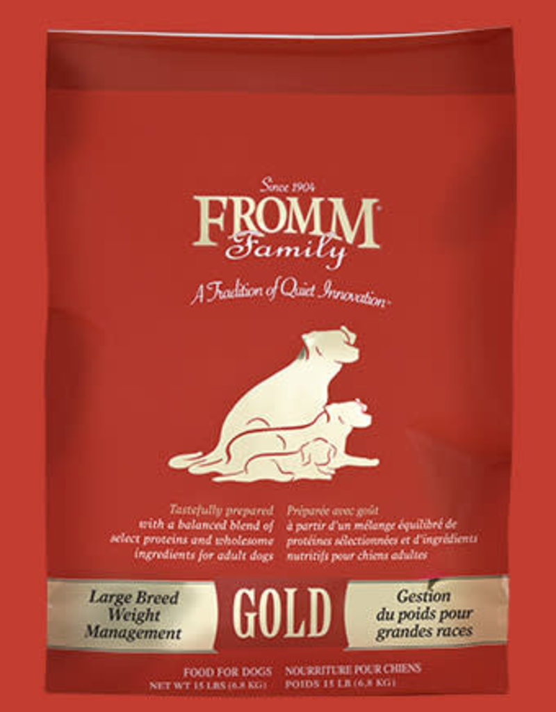 FROMM Gold Large Breed Weight Management