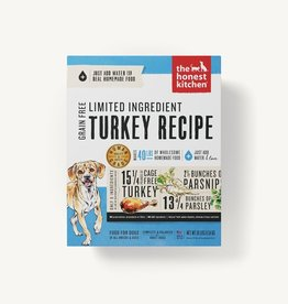 HONEST KITCHEN Limited Ingredient Turkey