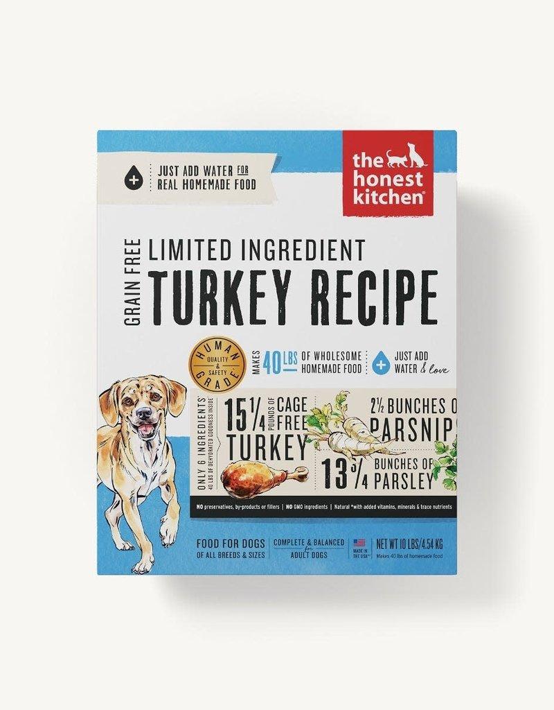 HONEST KITCHEN Limited Ingredient Turkey
