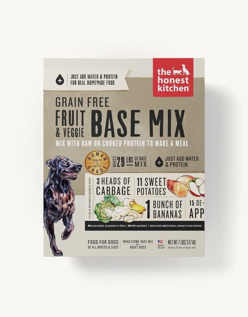 HONEST KITCHEN Base Mix - Fruit & Veggie