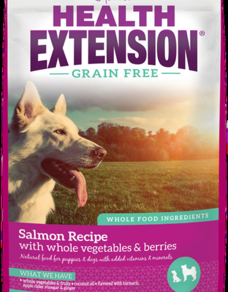 HEALTH EXTENSION Salmon