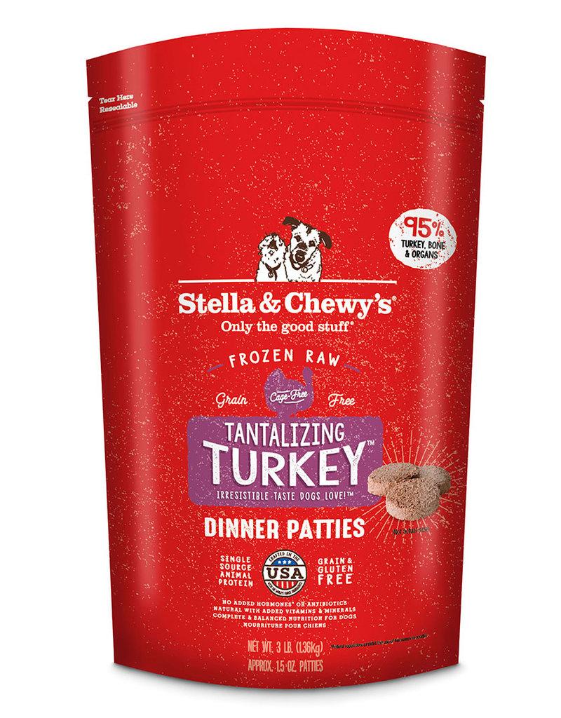 STELLA & CHEWY'S Frozen Turkey