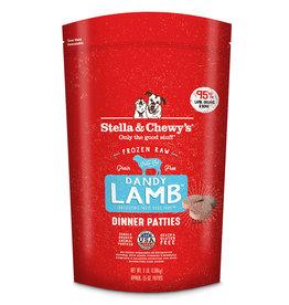 STELLA & CHEWY'S Frozen Lamb