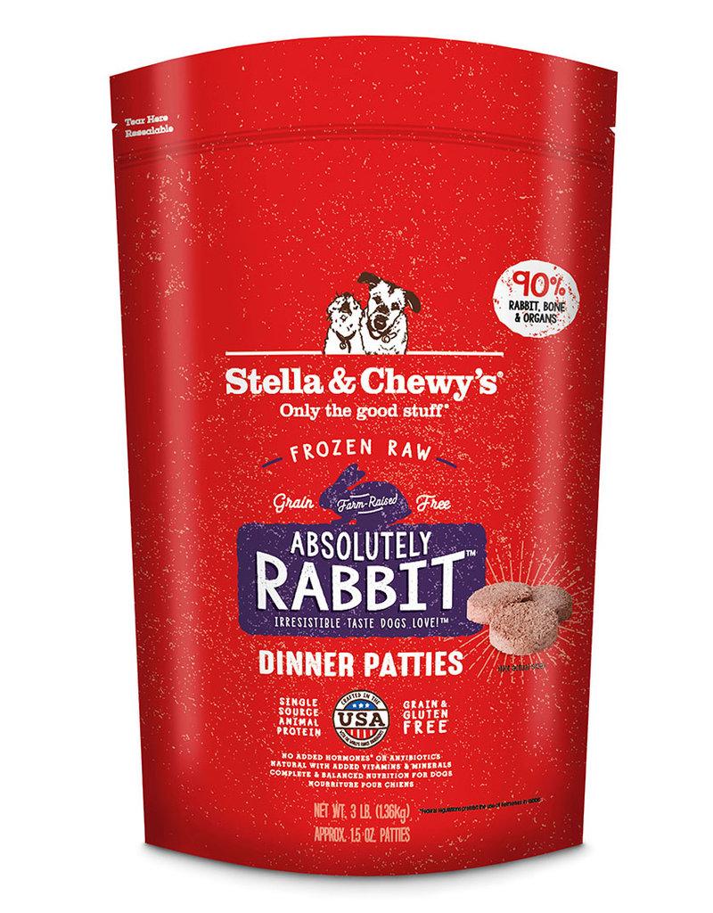 STELLA & CHEWY'S Frozen Rabbit