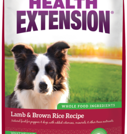 HEALTH EXTENSION Lamb & Brown Rice
