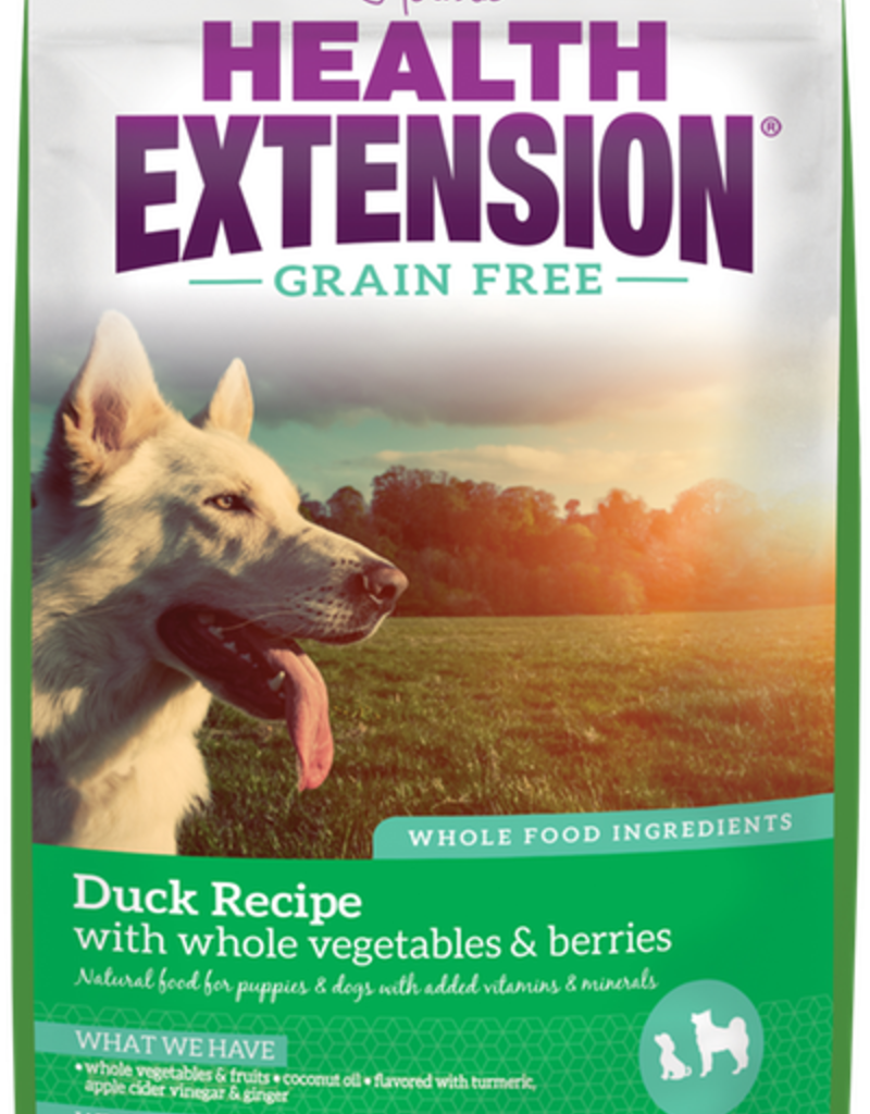 HEALTH EXTENSION Duck