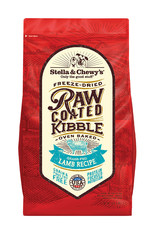 STELLA & CHEWY'S Raw Coated Lamb