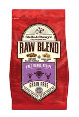 STELLA & CHEWY'S Raw Blend Free Range