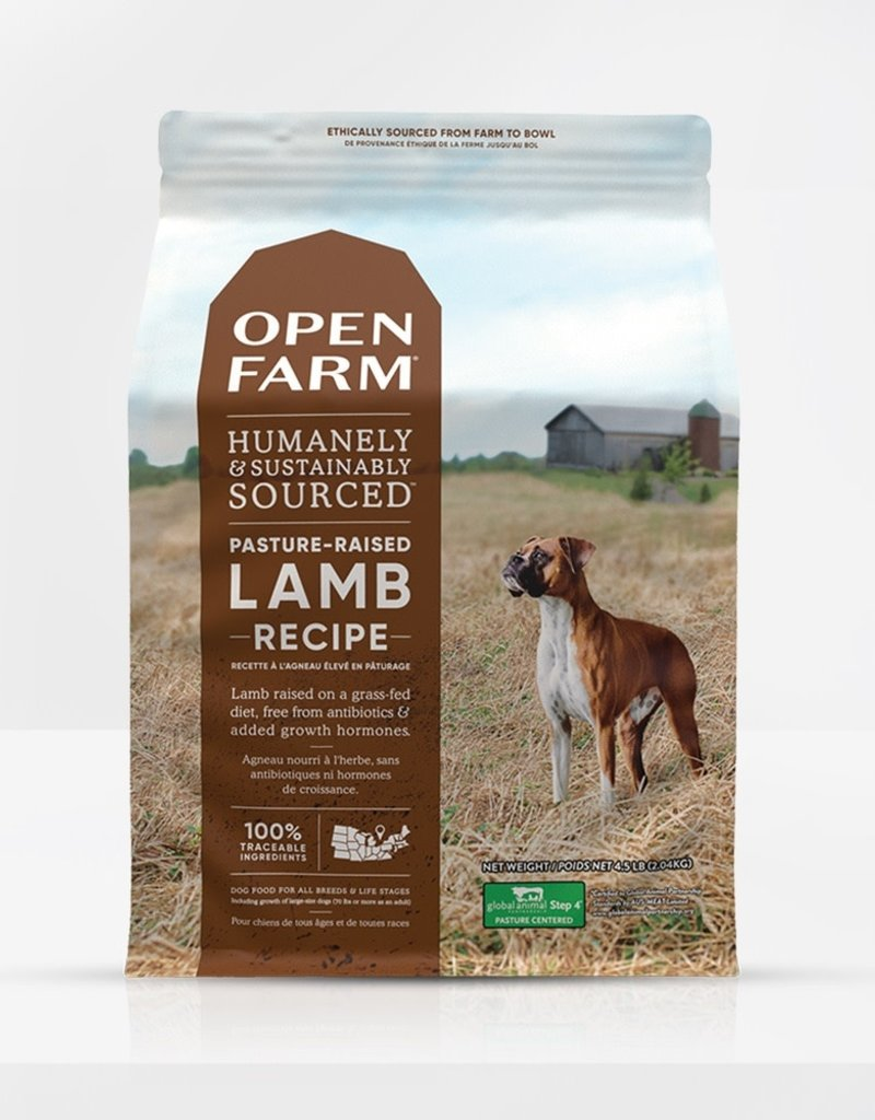 OPEN FARM Homestead Lamb
