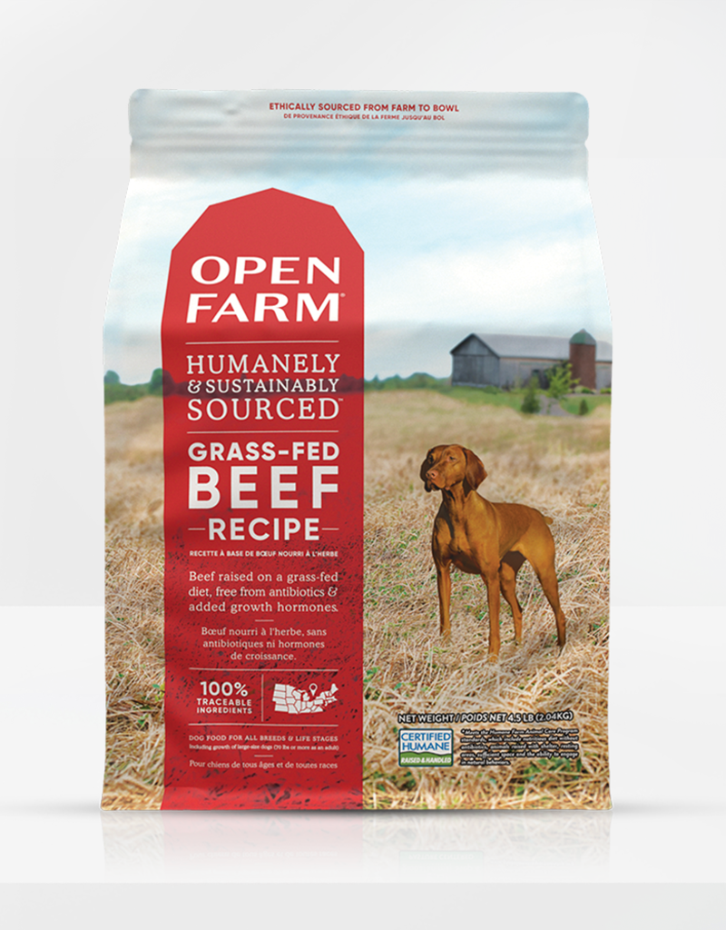 OPEN FARM Homestead Beef