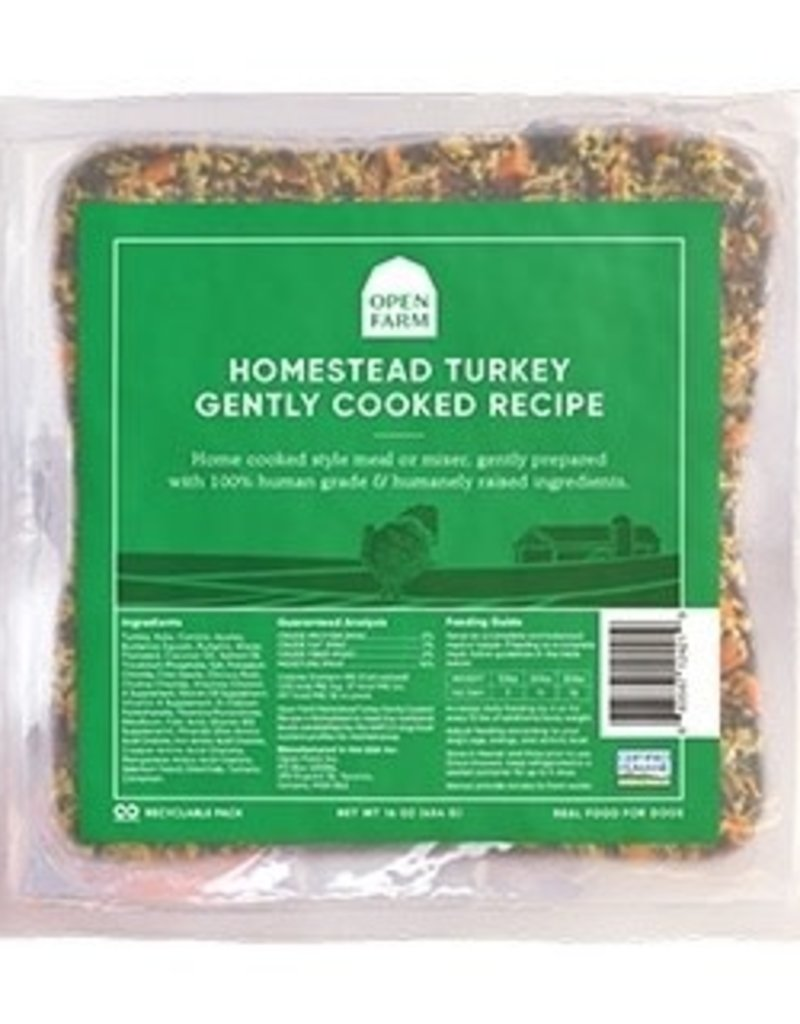 OPEN FARM Gently Cooked Turkey
