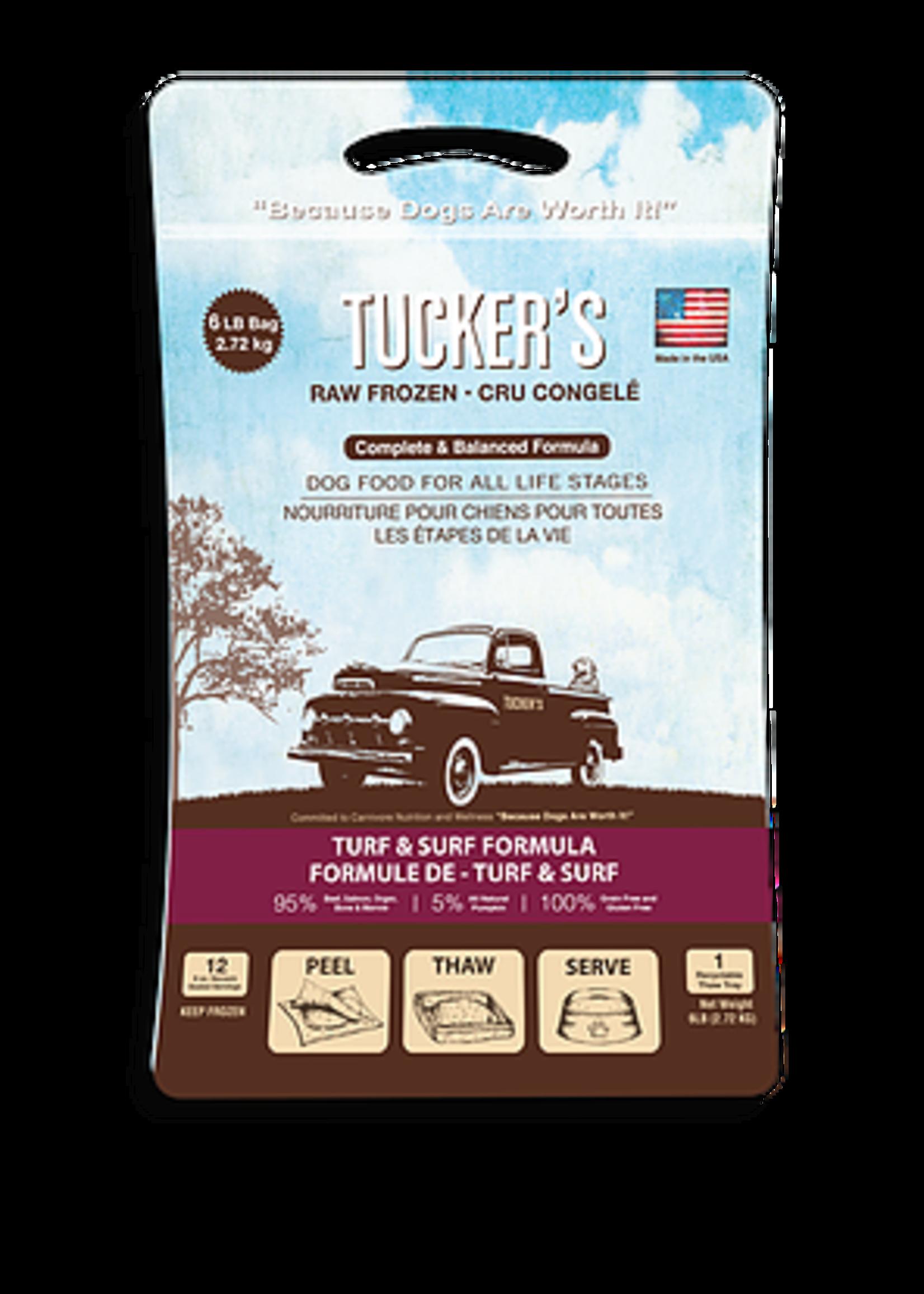 TUCKERS Turf & Surf
