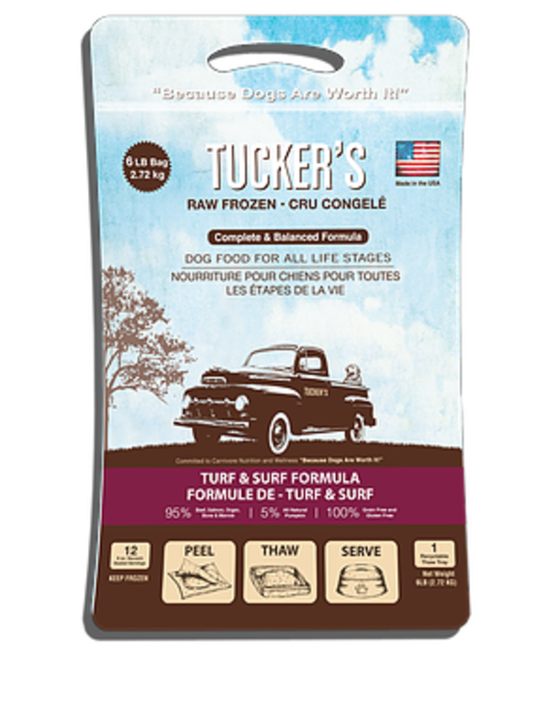 TUCKERS Turf & Surf