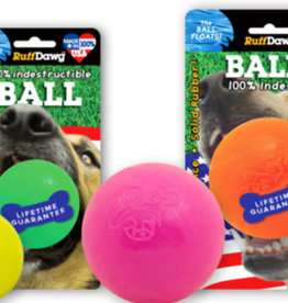 RUFF DAWG Ruff Ball