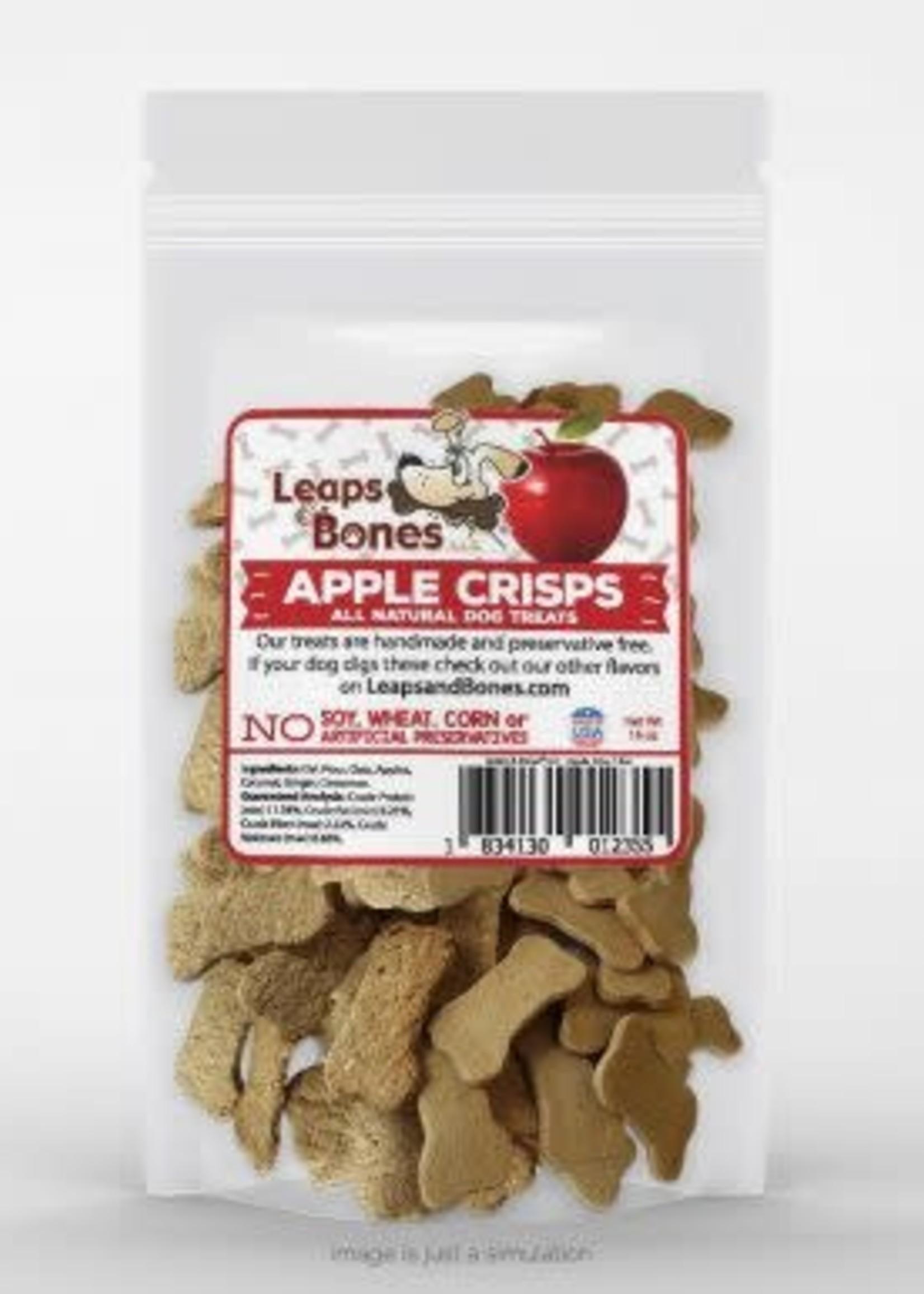 LEAPS & BONES Apple Crisp Wheat Free