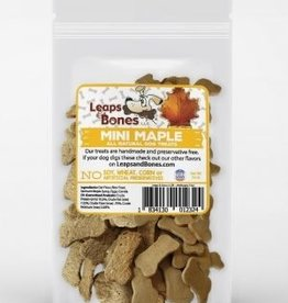 LEAPS & BONES Mini Maple Wheat Free