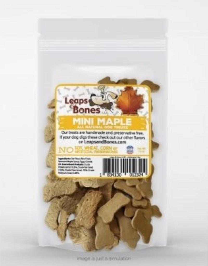 LEAPS & BONES Mini Maple Wheat Free