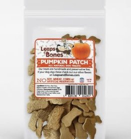 LEAPS & BONES Pumpkin Patch Wheat Free