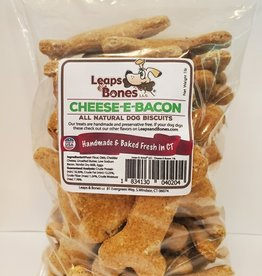LEAPS & BONES Cheese & Bacon Whole Wheat