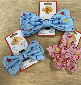 THE WORTHY DOG Birthday Bowties