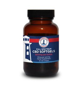 HARBOR HEMP CBD Soft Gels 900mg Qty 30