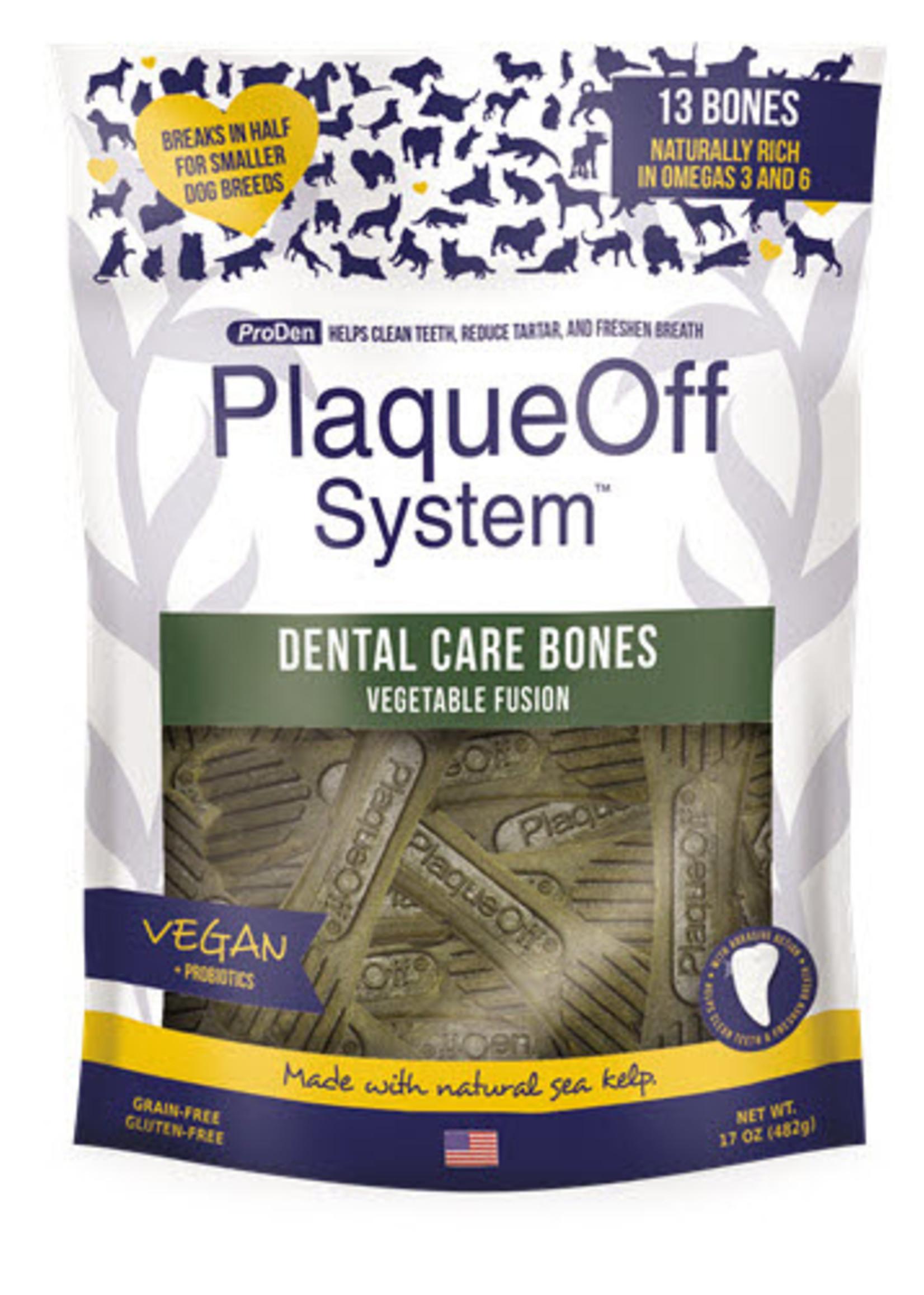 PLAQUEOFF Bones