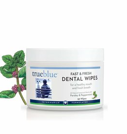 TRUEBLUE Dental Wipes 50 count