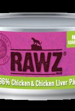 RAWZ CHICKEN  & CHICKEN LIVER CAT 5.5OZ