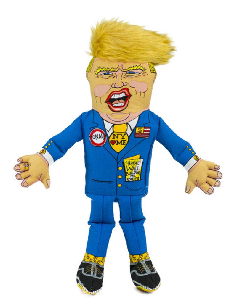 FUZZU Trump Dog Toys