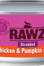 RAWZ CHICKEN/PUMP SHRED FOR CAT 5.5OZ