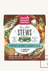 HONEST KITCHEN Salmon, Chicken & Rice Stews 10.5oz
