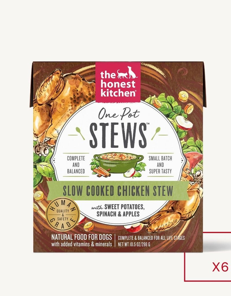 HONEST KITCHEN Chicken stews 10.5oz