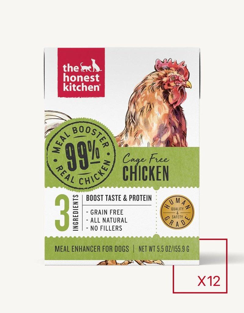 HONEST KITCHEN MEAL BOOSTER CHICKEN 5.5OZ