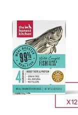 HONEST KITCHEN MEAL BOOSTER FISH 5.5OZ